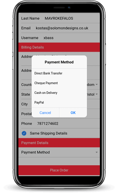 Solify | iOS / Android Mobile Application 5